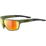 Okulary Uvex sportstyle 706 Olive Green Mat 7716 2021