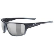 Okulary Uvex Sportstyle 230 Black Mat 2216 2021