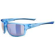 Okulary Uvex Sportstyle 230 Clear Blue 4416 2021