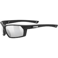 Okulary Uvex Sportstyle 225 pola Black 2250 2021