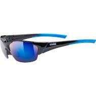Okulary Uvex Blaze III Black Blue 2416 2021