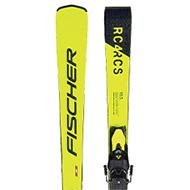 Narty Fischer RC4 WorldCup RCS AR + wiązania RC4 Z11 PR 2022