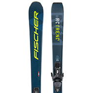 Narty Fischer RC Trend Pro + RS 9 SLR GW SMU 2022