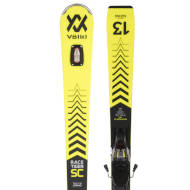 Narty Volkl Racetiger SC Yellow + wiązania vMotion3 10 GW [120071] 2022