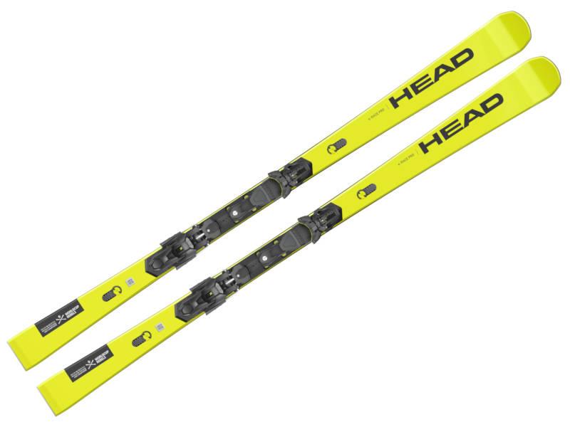 Narty HEAD Worldcup Rebels E-Race SW Pro RP + wiązania Freeflex Evo 14 2022