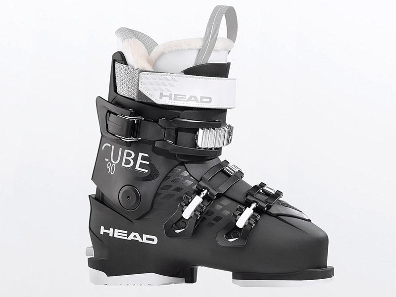 Buty HEAD Cube3 80 W Black TYLNOWSADOWE 2021