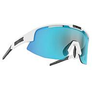 Okulary Bliz Matrix Small White Smoke w Blue 52907-03