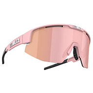 Okulary Bliz Matrix Small Powder Pink Brown w Rose 52107-49