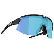Okulary Bliz Breeze Black Brown w Blue 52102-10