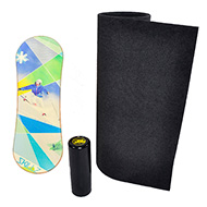 Trickboard Skillz + dywan