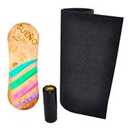 Trickboard Junior Sueno Surf + dywan