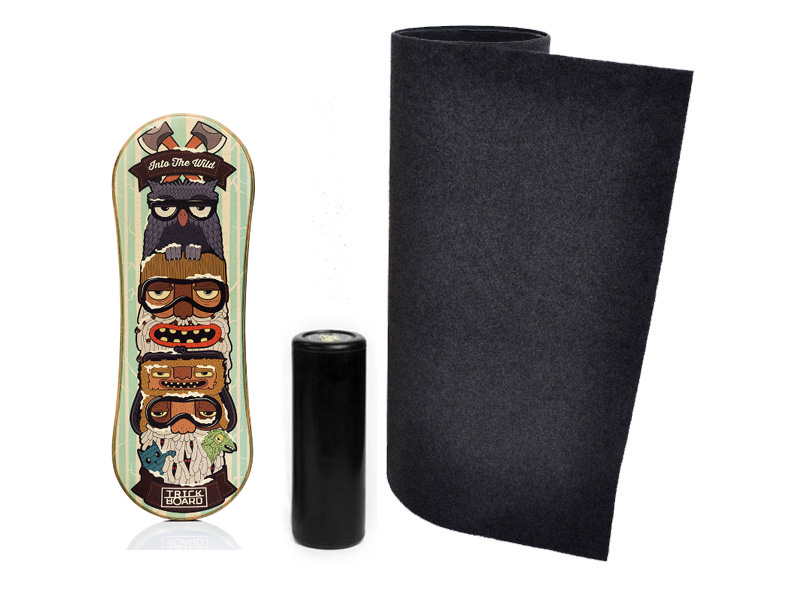 Wild the Trickboard New dywan Into +