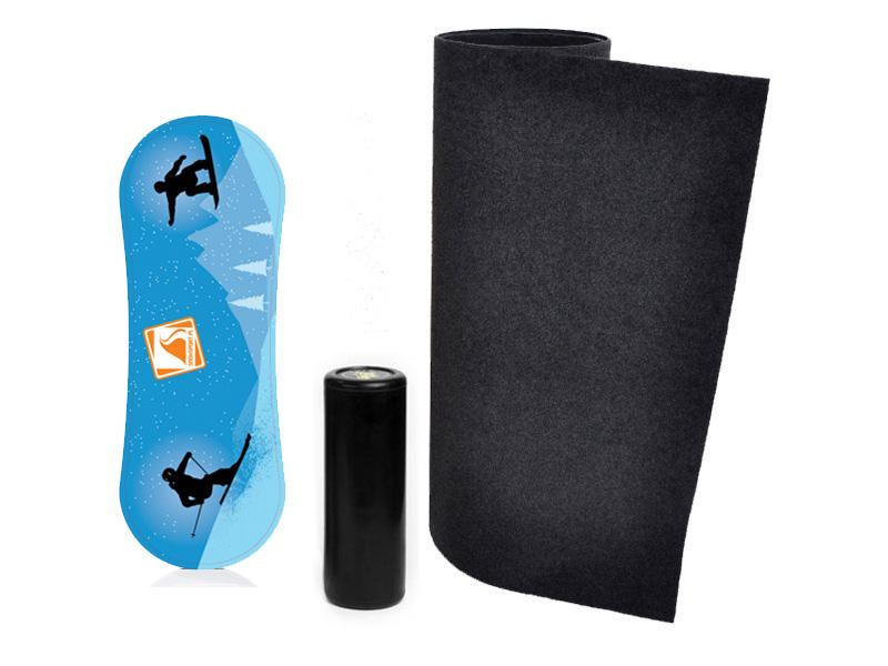 dywan + Snowsport Trickboard