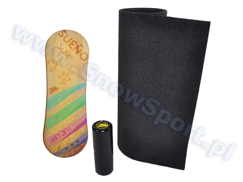+ dywan Surf New Sueno Trickboard