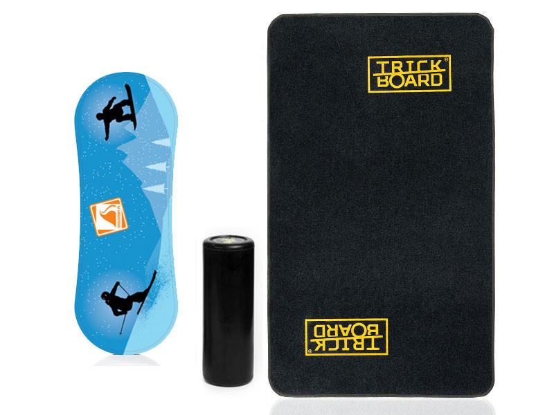 Dywan Trickboard do wałkiem Trickboarda z Snowsport +