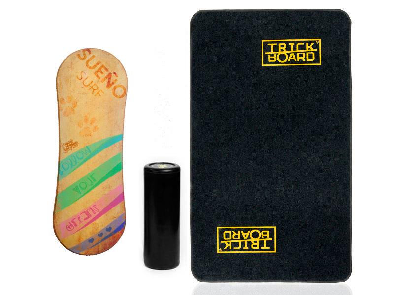 Sueno do Surf Trickboarda + Dywan Trickboard New