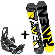 Zestaw Raven Deska Explorer + Wiązania S200 2020