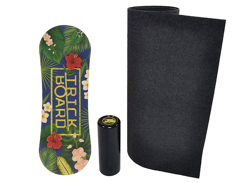 Trickboard + Tropical dywan