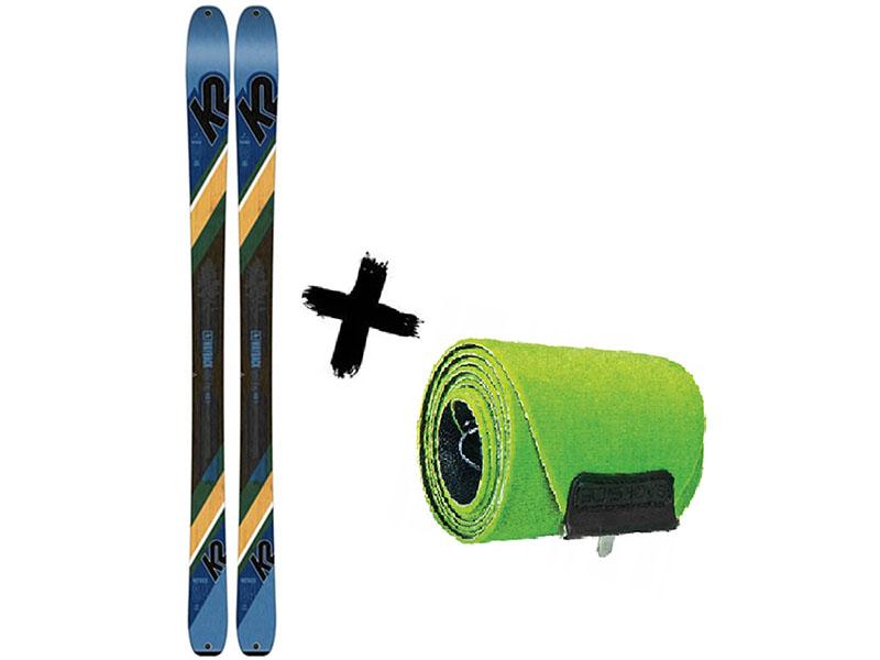 Foki Narty K2 Wayback WAYBACK skiturowe / 84 TALKBACK 2021 84 2020 K2 +