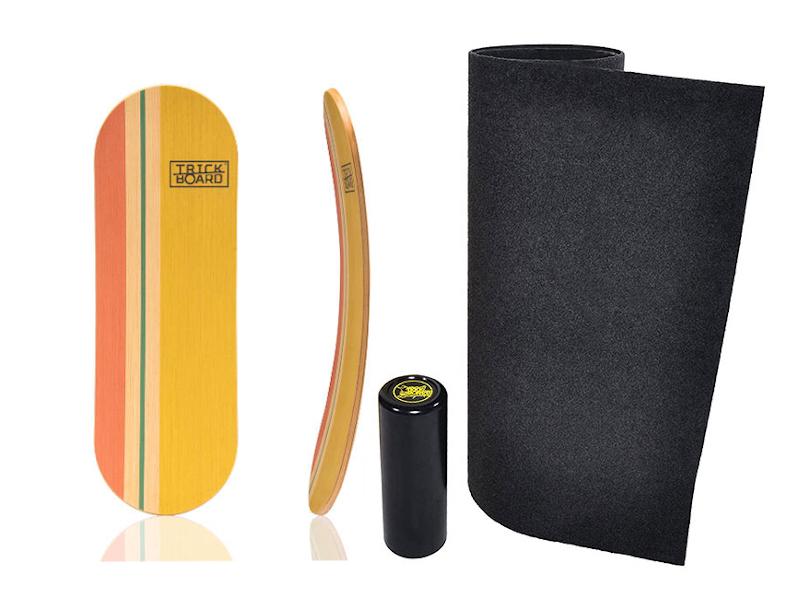 dywan Yellow Rocker + Trickboard
