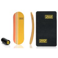 Trickboard Rocker Yellow + Dywan do Trickboarda