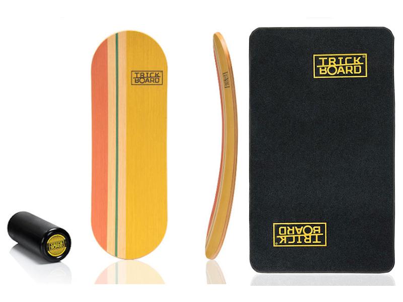 Dywan Trickboard Yellow Rocker Trickboarda + do