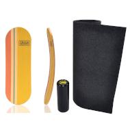 Trickboard Rocker Yellow + dywan