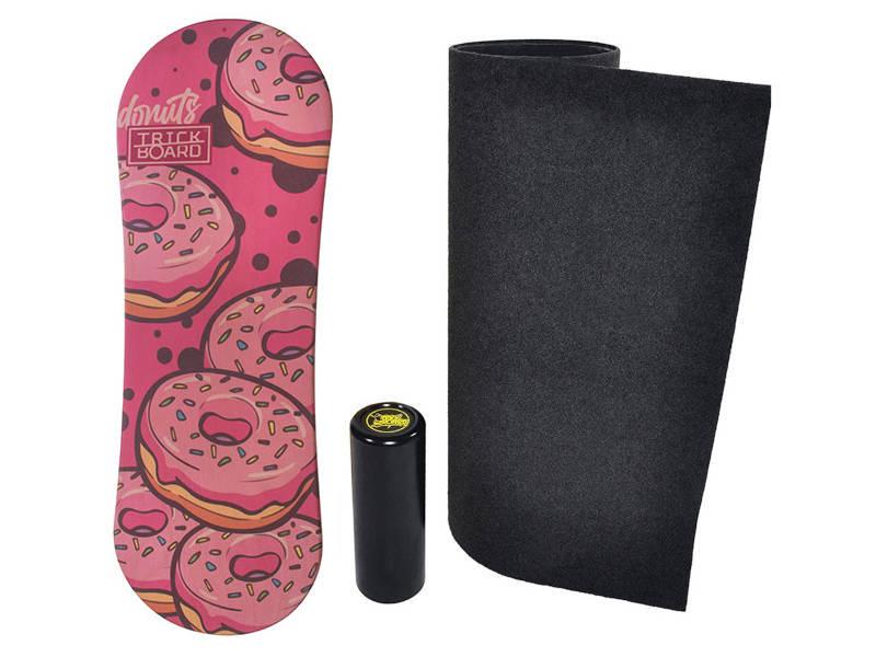 Trickboard + dywan Donut